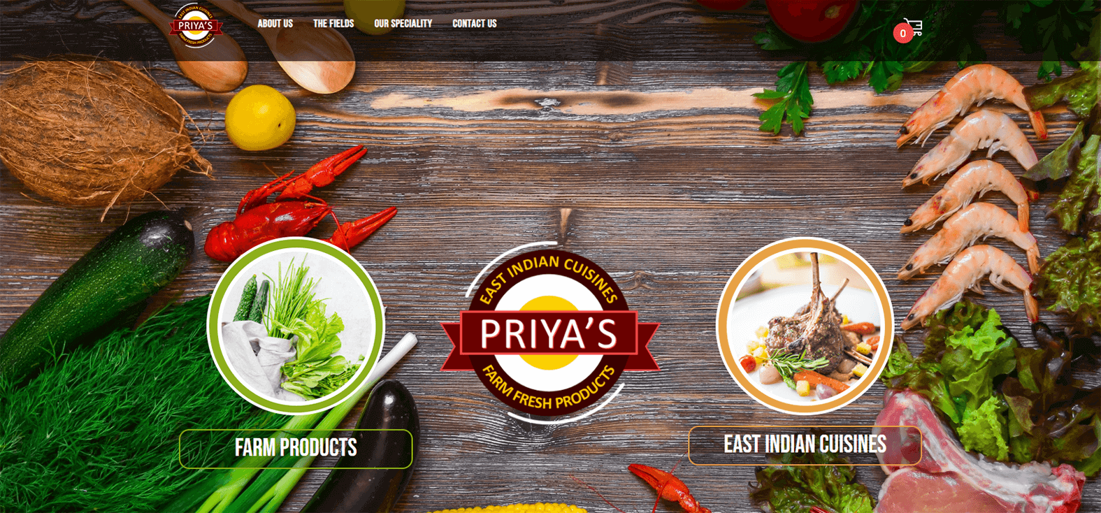 Priya's - East indian Cuisines